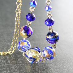 Hey, I found this really awesome Etsy listing at https://www.etsy.com/listing/238140214/cobalt-sapphire-blue-murano-glass