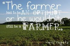 Just a little quote for your Friday afternoon :) #agvocate