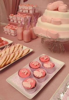 girl baby shower!