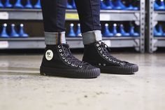 PF Flyers // All black
