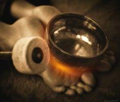 Sound Massage with Himalayan Singing Bowls