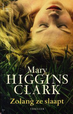 Zolang ze slaapt / Mary Higgins Clark #leestip