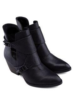 SHELLYS Burell Boots Burell皮靴
