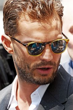 Jamie Dornan arriving at the Late Show in NY - 4 August 2016