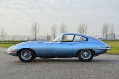 Jaguar E Type S1 4.2 Liter