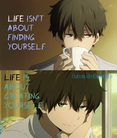 Hyouka || Anime Quote