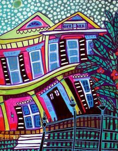 New Orleans Art Painting