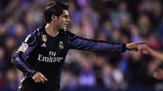 Real Madrid's Alvaro Morata: I almost quit football to be a tennis player