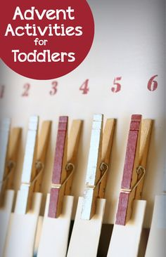 totally doable ideas for advent activities with little ones