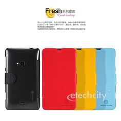 #NILLKIN Fresh Series #Leather Case for #Nokia Lumia 625 [HCPC-N-NKFF625] - $24.90
