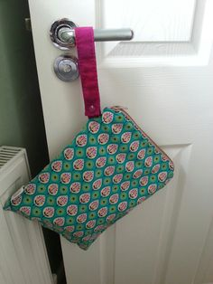 Lazy Girl's guide to washing cloth pads