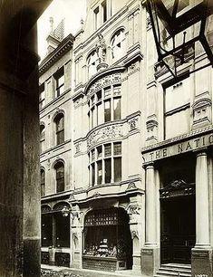 48 Threadneedle street London victorian