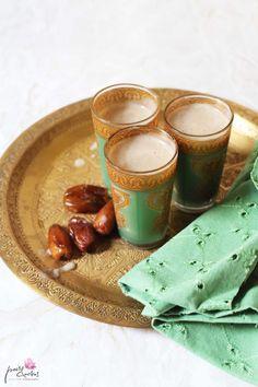 Recette de lait de dattes #recette #cuisine #lait #datte #cuisinesaine #healthy #maghreb