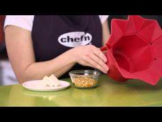 Chef'n PopTop Popcorn Popper 102-729-005