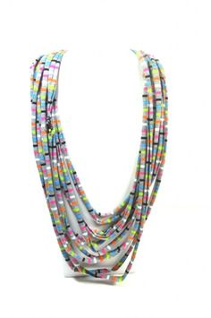 j-ln-500-(2) Beaded Necklace, Necklaces, Bracelets, Detail, Jewelry, Bangle Bracelets, Jewellery Making, Jewerly, Pearl Necklace