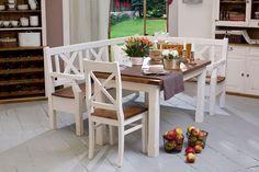 Jídelní nábytek SWEET HOME inspirovaný poklidným vesnickým životem Outdoor Furniture Sets, Outdoor Decor, Sweet Home, Home Decor, Decoration Home, House Beautiful, Room Decor, Home Interior Design, Home Decoration
