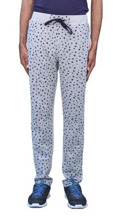 Romano Men's Trendy  Sporty Look Multi-Coloured Fleece Track Pant >>> To view further for this item, visit the image link.
