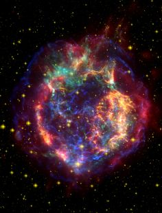 Super Nova Cassiopiea A Cassiopeia A is a supernova remnant in the constellation…