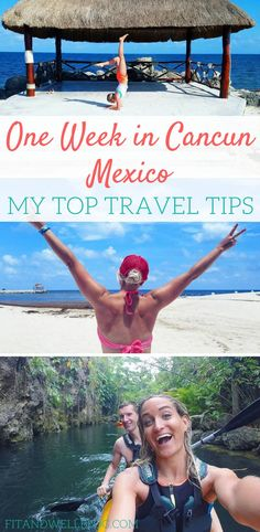 One week in Cancun Mexico-My top Mexico travel tips!  #traveltipsmexico #mexicotravel #cancunmexicotravel