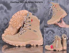 ZimZam Sepatu Delta Revo Resleting