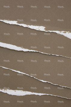 Torn の紙 ストックフォト・写真素材 14754316 - iStock