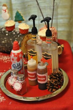 more cocoa toppings @Andrea / FICTILIS / FICTILIS Salant
