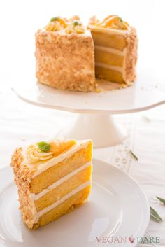 Carrot Cake with Maple Frosting (scroll down for English recipe)
