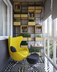 24 Modern Small Balcony Design Ideas For Apartment