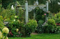 Aiken House & Gardens: The Garden in Autumn