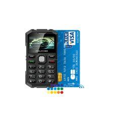Sd Card, Sim, Bluetooth, Blue
