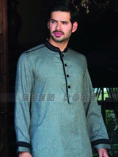Eden Robe Eid Collection 2013 For Men | Traditional Menswear Kurta Collection | Cotton Kurta's For Eid