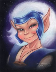 Skywise - My favorite Character.