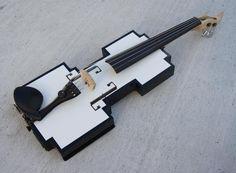 8 bit violin!
