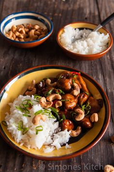 The cola ads a nice sticky layer on top of the chicken making this a killer dish and perfect if you want to get rid of bits of cola Duck Recipes, Asian Recipes, Chicken Recipes, Ethnic Recipes, Chinese Recipes, Chinese Food, Yummy Recipes, Recipies, Coca Cola Chicken