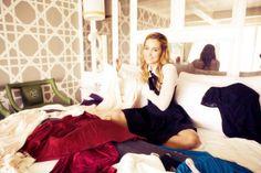 Lauren Conrad's hollywood regency bedroom