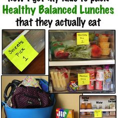 100+ Lunch Box Ideas That Kids Can Pack Themselves