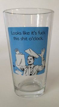 This is a glass I would drink from.