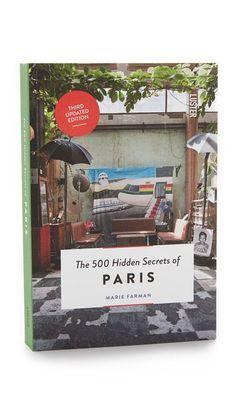 Books with Style 500 Hidden Secrets of Paris