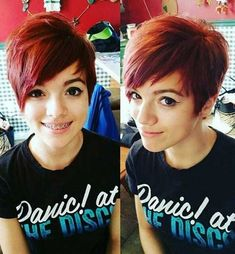 Pixie Haircut Style