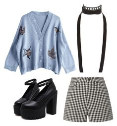 """""""Untitled #267"""" by ninaellie on Polyvore featuring Ann Demeulemeester and rag & bone"""