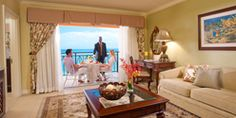 All Inclusive Luxury Resort in Jamaica: Private Penthouses & Honeymoon Resort Suites at Sandals Whitehouse