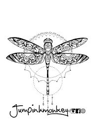 Image result for dragonfly mandala