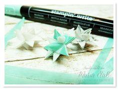 papierrascheln.blogspot.de 》Little Froebel Stars