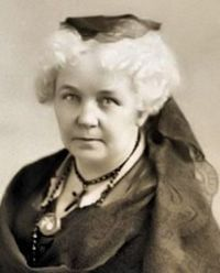 Women's rights activist Elizabeth Cady Stanton, abolitionist, and leading figure of the early women's rights movement. Born in Elizabeth Cady Stanton, Seneca, Equal Rights, Women's Rights, Women In History, Black Women, Winter Hats, Celebrities, People
