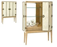 Shop for Hickory Chair Tuxedo Bar Cabinet, 1570-10, and other Bar ...