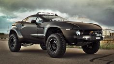 Local Motors Rally Fighter from Transformers: Age of Extinction!