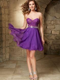 ec94f015878 2016 Purple Prom Dress   Homecoming Dress sticks and stones 9351 Pretty Prom  Dresses