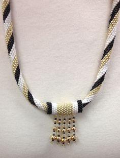 Pat Pereira's LOVELY PeyTwist Necklace!