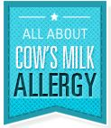 Information about cows milk allergy in infants