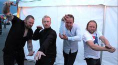 Skambankt, Raumarock 2014 Rock Music, Bands, Rock, Band Memes, Band, Music Bands, Conveyor Belt